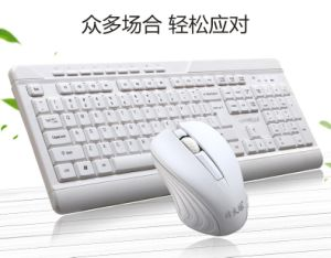 2017 Upgraded Quality Waterproof Wireless Gaming Keyboard and Mouse Combo (KB-8200) pictures & photos