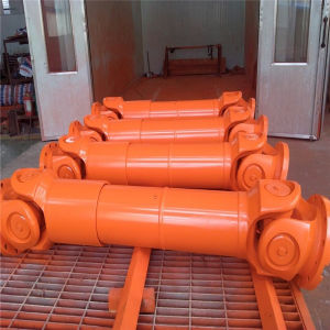 Universal Joint Cardan Shaft Drive Shaft Spline Shaft pictures & photos