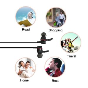 in-Ear Earbuds Noise Canceling Earphones with Mic for iPhone pictures & photos