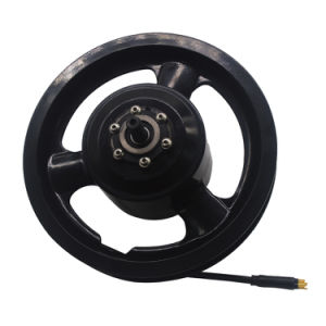 Magnesium and Aluminium Alloy Spoke Wheel Motor for Electric Bike pictures & photos