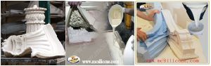 Gypsum Mold Making Silicone Rubber (MCSIL-H25) pictures & photos