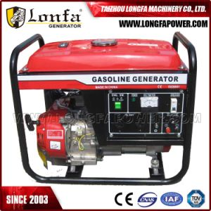 2.5kw 2.5kVA Manual Petrol Generator pictures & photos