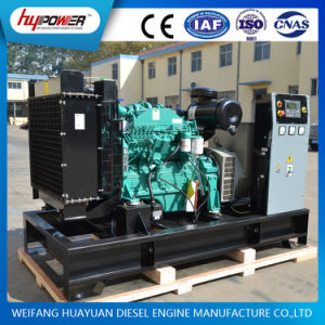 75kVA /60kw Cummins Generator Opened Type with 6bt5.9-G2 pictures & photos