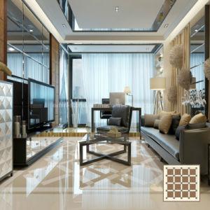 Nano Crystallized Multi Colors Parquet Product Floor Tile pictures & photos