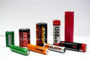 Shrinkable PVC Label for Battery in Different Size pictures & photos