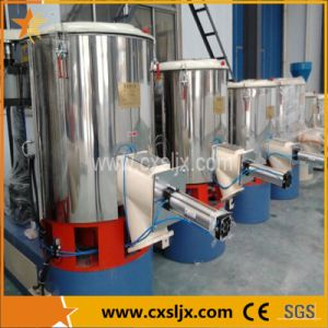 Two Speed Motor High Speed PVC Mixer/ High Speed and Lower Speed PVC Mixer pictures & photos