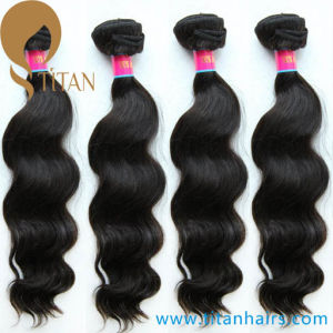 Factory Sale Virgin Human Hair Indian Hair Weaving pictures & photos