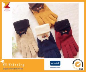 Colourful Japanese Style Cute Gloves pictures & photos