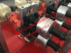 PU Foam Door Shutter Roll Forming Machine pictures & photos