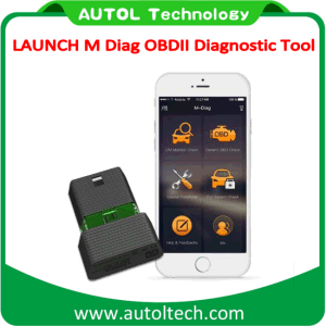 Original New Launch Car Repair Equipment Launch M Diag for Car Workshop Same Quality as Launch X431 Series Launch Scanner Mdiag for Smart Phone pictures & photos