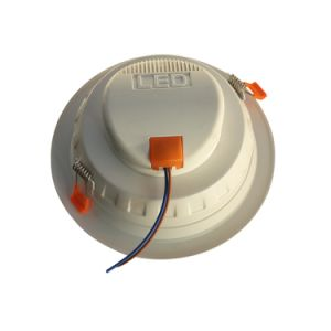 220V 12W Round LED Downlights with Color Temperature Changeable LED Ceiling Lights pictures & photos