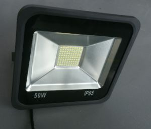 Outdoor 50W SMD LED Slim Flood Light pictures & photos