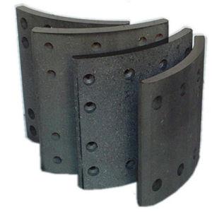 Free Sample Brake Friction Material Brake Lining for Fukuda pictures & photos