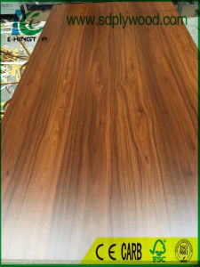 Melamine Faced Wood Grain MDF for Middle East Market pictures & photos