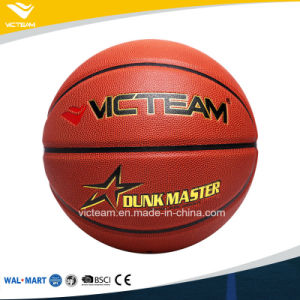 Reinforced Polyester Wound Polyurethane Basketball pictures & photos