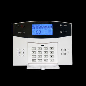 Sos Smart Wireless GSM PSTN Home Security Burglar Alarm System pictures & photos