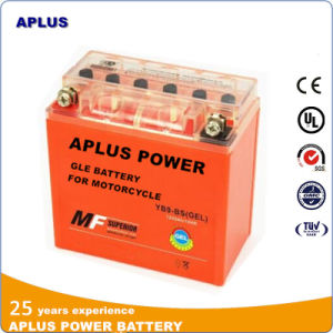 Most Popular New Gel Batteries Yb9-BS 12V 9ah for Motorcycle pictures & photos
