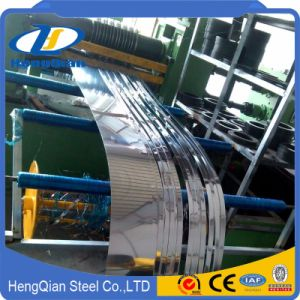 Hot Rolled 201 202 304 430 Stainless Steel Strip for Industry pictures & photos