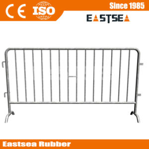 C Style Road Safety Traffic Steel Crowd Control Barrier pictures & photos