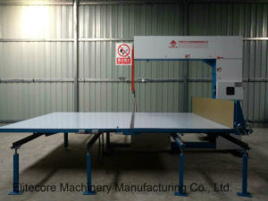 Fully Automatic Vertical Machine for Cutting Foam pictures & photos
