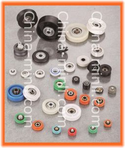 Window and Door Plastic Nylon Bearing pictures & photos