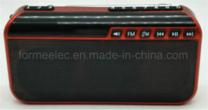 Multimedia USB TF Card Radio Portable Radio pictures & photos