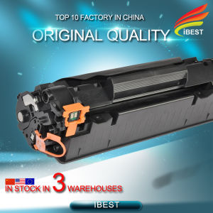 Compatible for Canon 3500b001 (Cartridge 128) Black Toner Cartridge pictures & photos