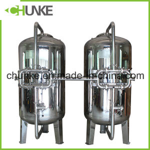 Chunke Mechanical Filter Housing with Sachet Treatment China Supply pictures & photos