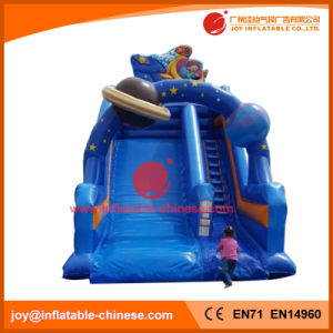 Outer Space Theme Inflatable Slide for Amusement Park (T4-218) pictures & photos