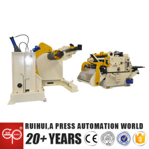 Metal Straightening Machinery Help to Make Air Conditioning Parts (MAC4-1800H) pictures & photos