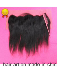 "10""-20"" Straight Natural Color Virgin Hair Frontal Closure pictures & photos"