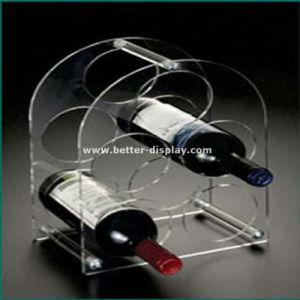 Antique Acrylic Wine Rack Btr-D2021 pictures & photos