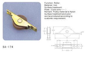 Sliding Window/ Door Roller/ Hardware Accessories (SA-174) pictures & photos