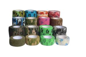 Medical Elastic Cohesive Pet Bandage pictures & photos