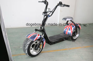 Popular Selling Electric Scooter 800W Citycoco Scooter Wholesale with Ce Certificate pictures & photos