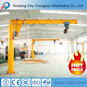 Bzd Model High Quality 180 Degree Mobile Jib Crane pictures & photos