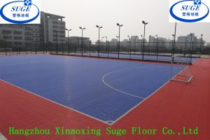 Various Colors Outdoor Football Sports Flooring pictures & photos