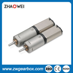 High Precision 8mm Small Planetary Gearbox with Metal Gears pictures & photos
