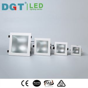 High Quality 6W-33W LED COB Square Downlight (MQ-7334) pictures & photos