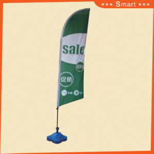 3 Metres Custom Feather Flag/Wholesale Beach Flag for Advertising pictures & photos