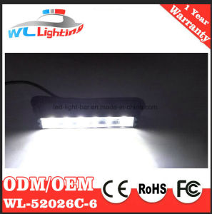 6W Linear Grille Surface Mount Lighthead pictures & photos