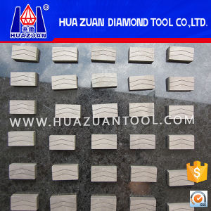 2000mm Large Saw Blade of Diamond Segment for Cutting Granite pictures & photos