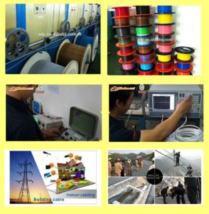 ADP Sm 0.9mm 1X8 Sc/APC Connecotor Fiber Optic PLC Splitter for Gpon, Epon pictures & photos