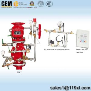 Preaction Fire Alarm Deluge Valves, Pre-Action Fire Sprinkler System pictures & photos