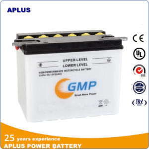 Motor Parts Dry Charge Lead Acid Battery 12V 25ah Yhd-12 pictures & photos