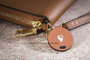 Anti-lost tracker Locator for phone, key, pets and wallet-Rose gold pictures & photos