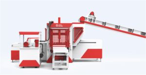 QGM QT4 Concrete Brick/Block Making Machine-Small Type pictures & photos