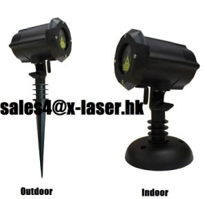 Red Green Blue Outdoor Star Light Shower Laser Projector pictures & photos