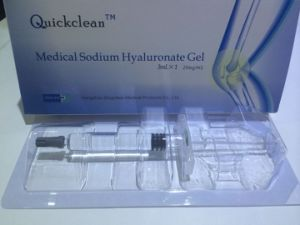Ce Quickclean Hyaluronic Acid Joint Injection for Osteoarthritis Knee Pain pictures & photos