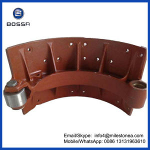 High Quality Factory Supplier Brake Shoe for Auto Spare Part Engine Parts Truck Parts pictures & photos